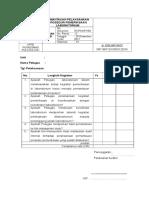 8.1.2 Ep 3 Daftar Tilik Sop Pemantauan Pelaksanaan Prosedur Dx Lab