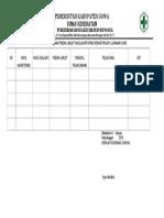 9.3.1.Ep 3 Bukti Pelaksanaan Tindak Lanjut Hasil Monitoring Indikator Mutu Layanan Klinis