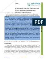 INFLUENCE OF FUNCTIONALIZED MULTI-WALLED CARBON NANOTUBES  ON THE MECHANICAL PROPERTIES AND DELAMINATION  IN DRILLING OF CFRP COMPOSITES