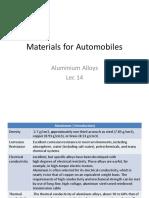 Automotive Materials