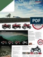 2009 ATV Brochure