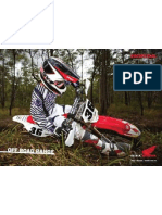 Off Road Brochure 2010