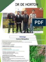 Cuenca Hidrografica-Factor de Horton