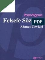 0701-Felsefe Sozlughu Ahmet Cevizchi