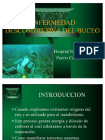 Enfermedad Descompresiva Del Buceo 2005-2008
