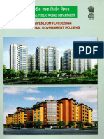 CPWD Compendium for Design of Central Government Housing