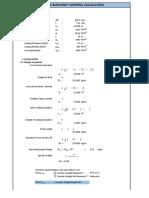 05. Buoyancy Calculation