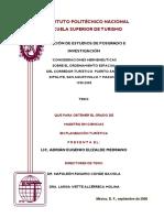 CONSIDERACIONES HERMENÉUTICAS SOBRE EL ORDENAMIENTO ESPACIAL DEL CORREDOR TURÍSTICO