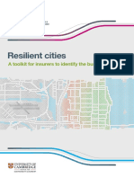 ClimateWise Resilient Cities Toolkit