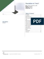 Lifting Lug Stress Analysis