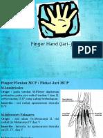 Finger Hand (Jari-jari Tangan).pptx
