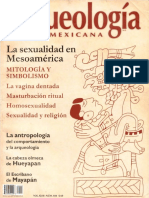 La Sexualidad en Mesoamérica