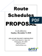 DART 9-18-2018 Proposal 268 Pages