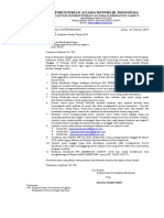 Surat Pip 2018 Untuk Satker Negeri