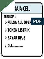 RAJA CELL