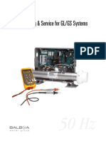 Troubleshooting & Service Manual 230V