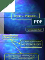 Fistula Perineal 2017