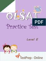 OLSAT S Final Product