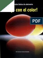 Principios Básicos de Colorimetría