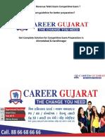 Revenue Talati Cum Exam 2018 Coaching Classes Gandhinagar