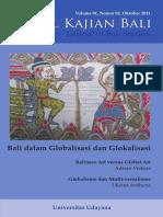 Jurnal Kajian Bali_Oktober 2011_online