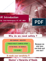P2 - K3 - Practice of Safety
