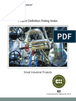 Project Defination Rating Index for small projects.pdf
