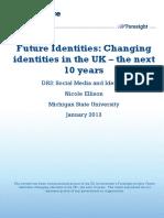 13 505 Social Media and Identity