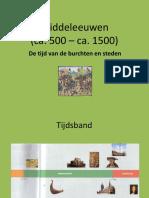 pp middeleeuwen
