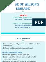 Wilsons Disease.pptx