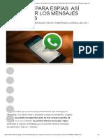 WhatsApp Para Espías_ Así Podés Leer Los Mensajes Eliminados