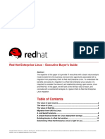 RHEL- Executive Buyer s Guide FINAL