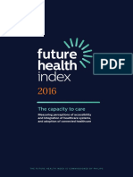 2016 Future Health Index – FHI Comm. by Philips