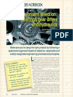 Best Practice 4.Lubricant Selection Overview P.1