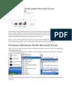 cAra Membuat Grafik Pada Microsoft Excel Panduan Mudah