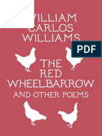 Williams, William Carlos - Red Wheelbarrow & Other Poems (New Directions, 2018)