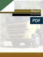 Volvo Fm440 8x4