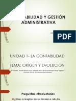 Contabilidad y Gestión Administrativa