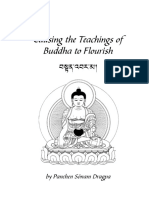 Causing Teachings Buddha Flourish c5