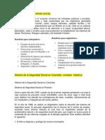 Historia de la Seguridad Social en Colombia  contexto  histórico VIVIAN.docx