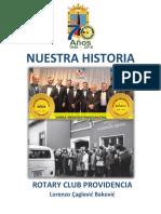 Historia del Rotary Club Providencia - Tomo 3