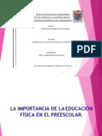 Laimportanciadelaeducacinfsicaenelpreescolarbolvarsurezsarely 150723061857 Lva1 App6892 (1)
