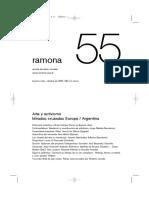 ramona 55 - Arte y activismo. Miradas cruzadas (texto barriendos, longoni, etc.).pdf