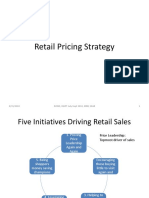 Session-Retail Pricing Strategy