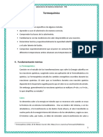 Informe 1  de Quimica Industrial I