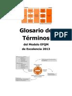 Modelos Excelencia GlosarioTerminos