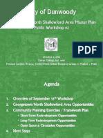 Dunwoody Georgetown Workshop 2 100610 Web Version