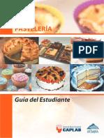 64994323 Guia Del Estudiante Pasteleria
