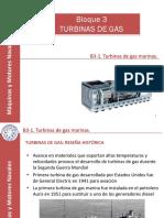 Tema B3 1 Turbinas de Gas Marinas