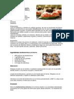 Recetas Saludables Ingredientes Calabacín